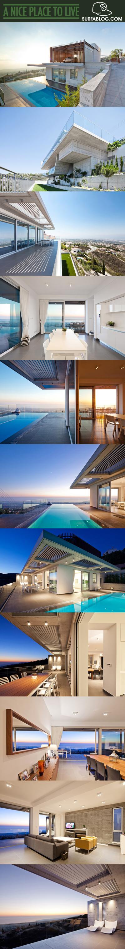 Surfablog promodos desi residence for Piani di casa con vista sull acqua
