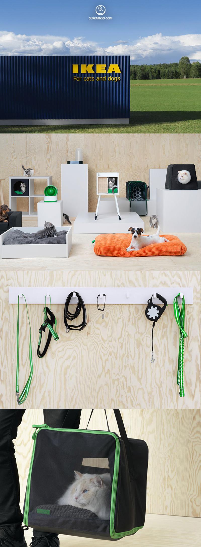 Surfablog ikea lancia i prodotti per cani e gatti - Ikea prodotti per ufficio ...