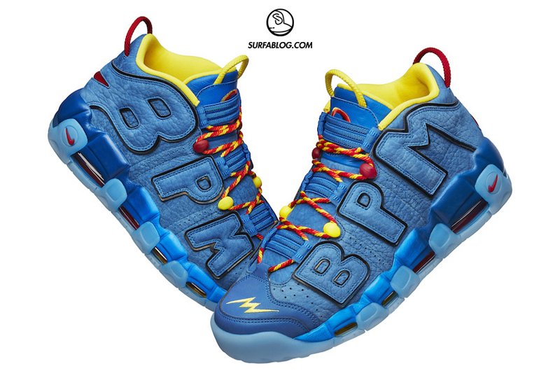 "SURFAblog: NIKE AIR MORE UPTEMPO ""DOERNBECHER"""
