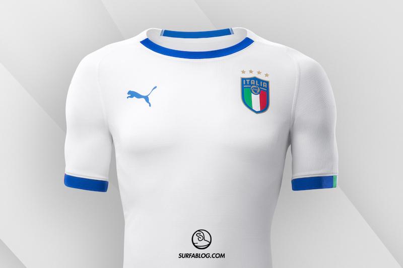maglia puma italia 2018