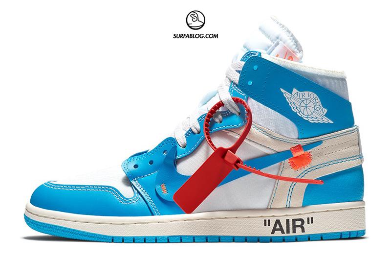 air jordan 1 per off white