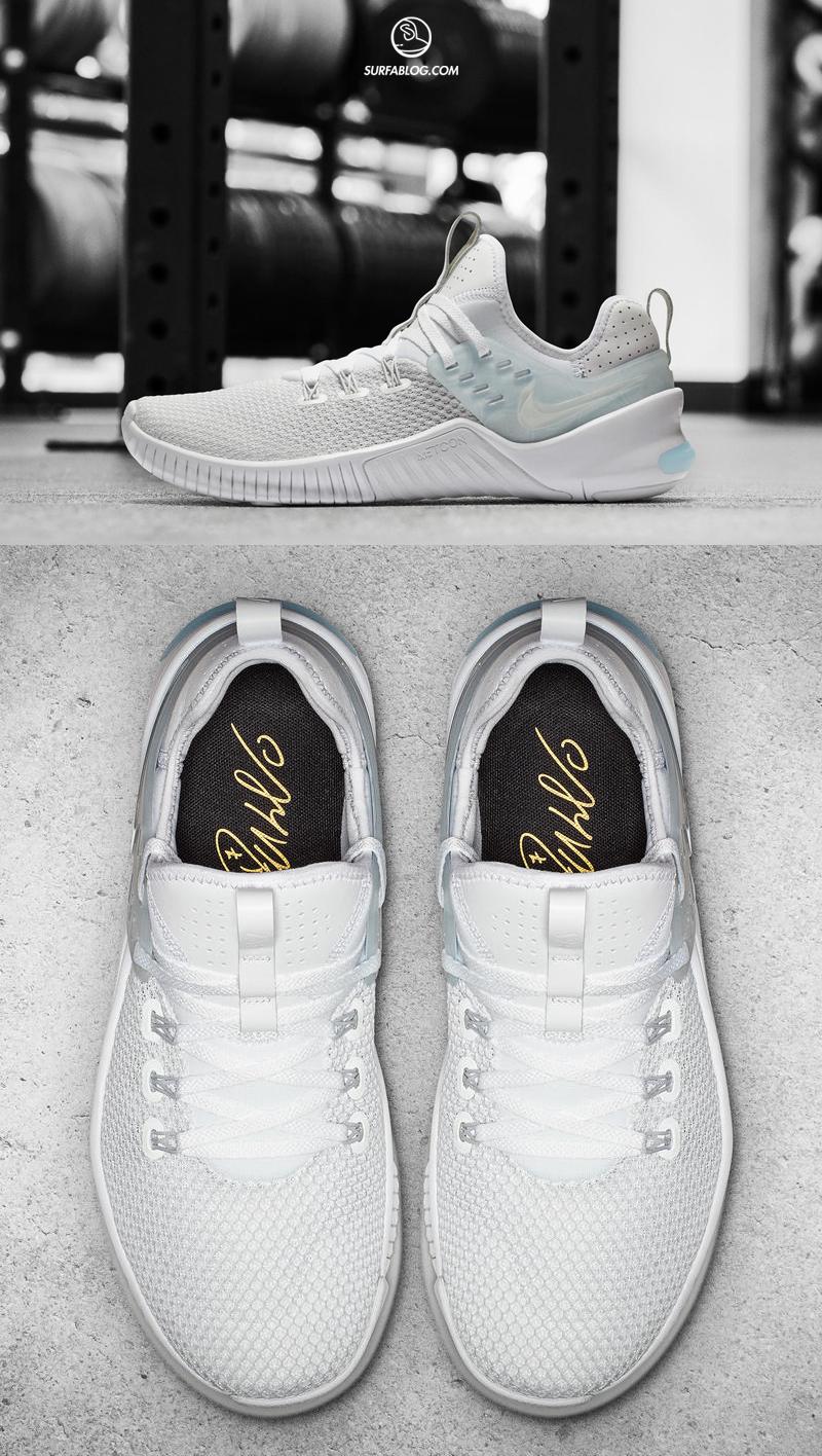 1c6ef34e18af2 La scarpa unisce la resistenza e la stabilità di Nike Metcon