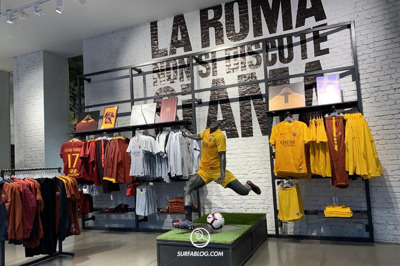 negozi nike roma